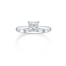 Mappin & Webb Belvedere Platinum 1.00ct Diamond Engagement Ring