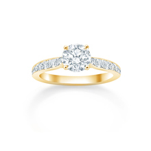Boscobel 18ct Yellow Gold 1.21cttw Diamond Engagement Ring