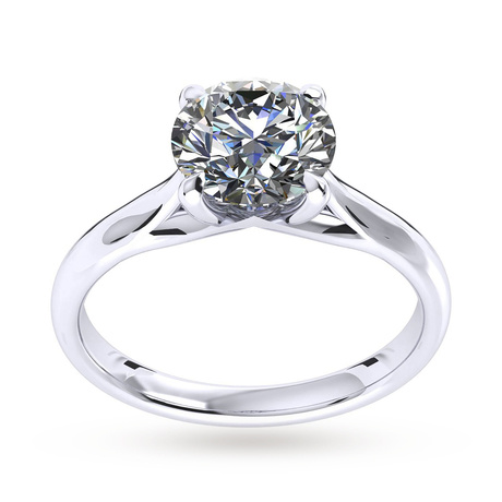 Ena Harkness Engagement Ring