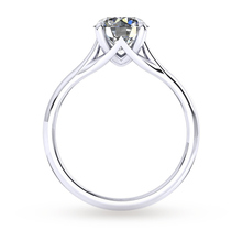 Ena Harkness Engagement Ring 1.00 Carat