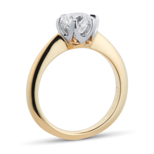 Mappin & Webb Hermione 18ct Yellow Gold 1.00ct Diamond Engagement Ring