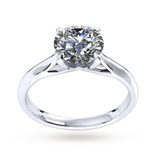For Her - Mappin & Webb Ena Harkness Engagement Ring 0.50 Carat - M06016604