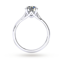 Mappin & Webb Ena Harkness Engagement Ring 0.50 Carat