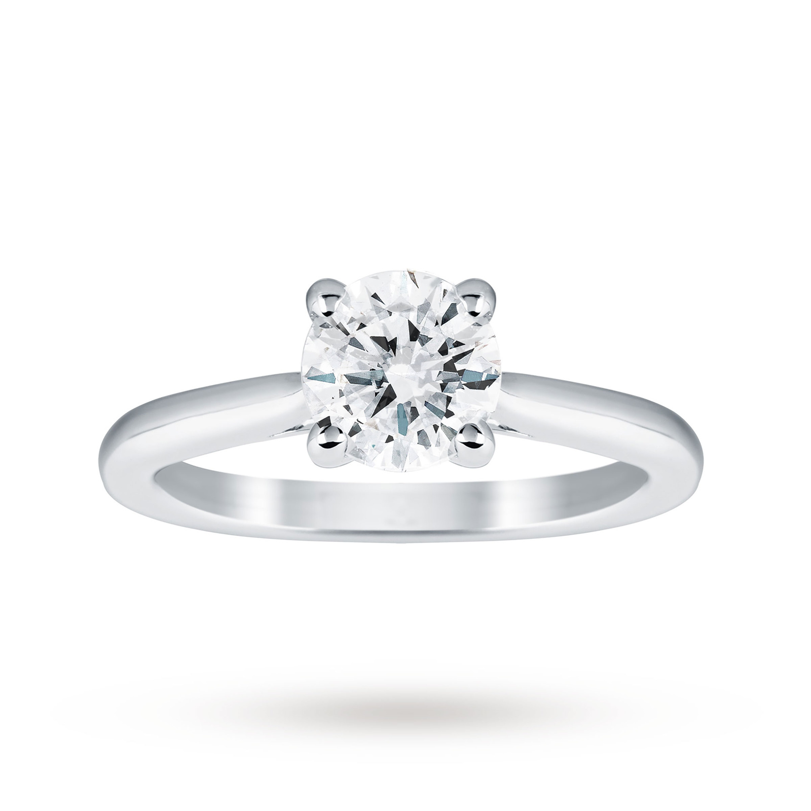 engagment pave engagement for jewellery jl prongs shank ring on diamond setting solitaire products pt the in with women view diamonds perspective accents small pointer platinum