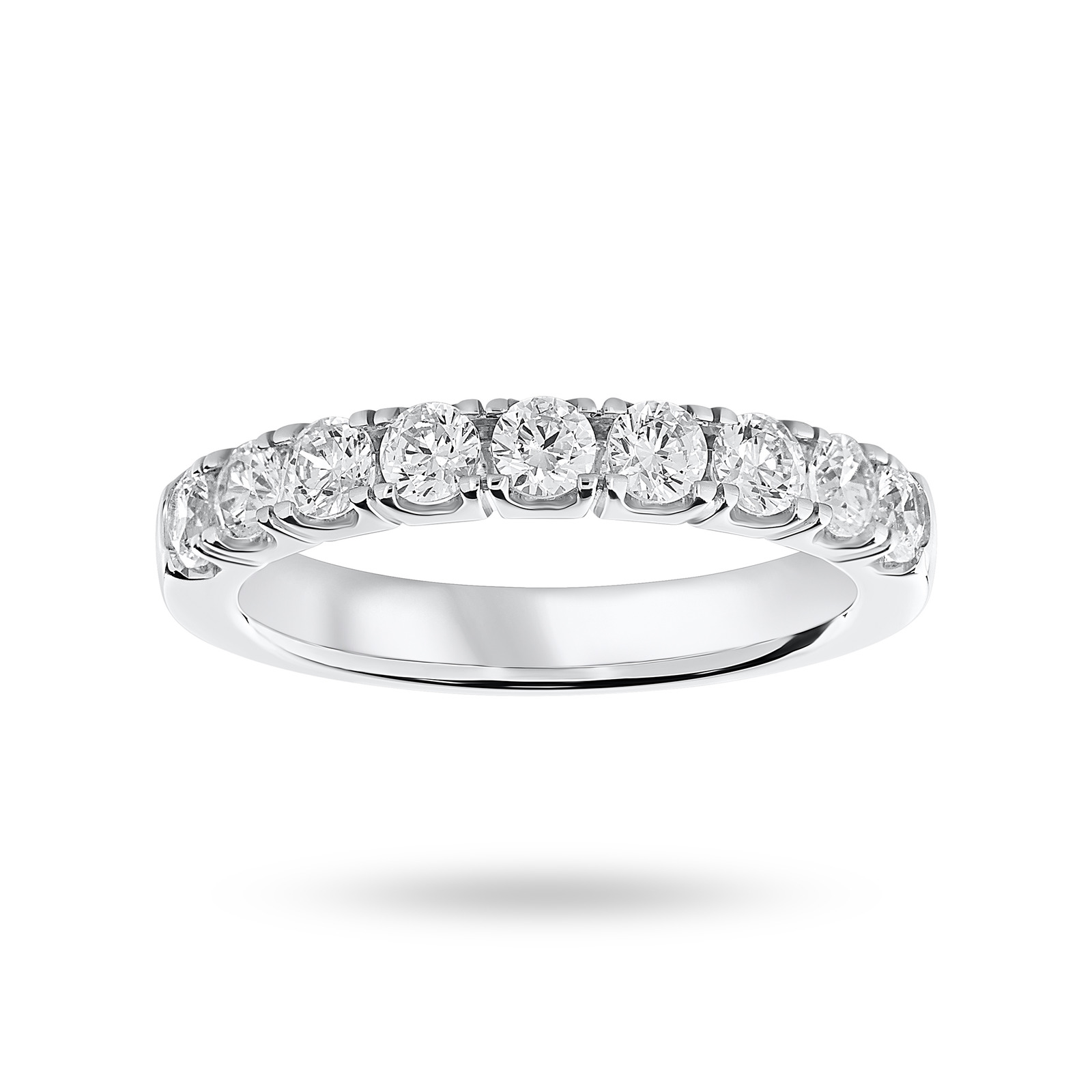 Platinum Eternity Rings Goldsmiths