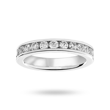 18ct White Gold 1.50ct Brilliant Cut Full Eternity Ring