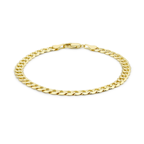 9ct Yellow Gold 5mm 8