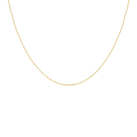 9ct Yellow Gold 1.3mm 16