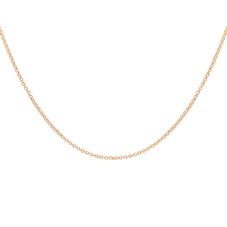 9ct Rose Gold 1.2mm 18