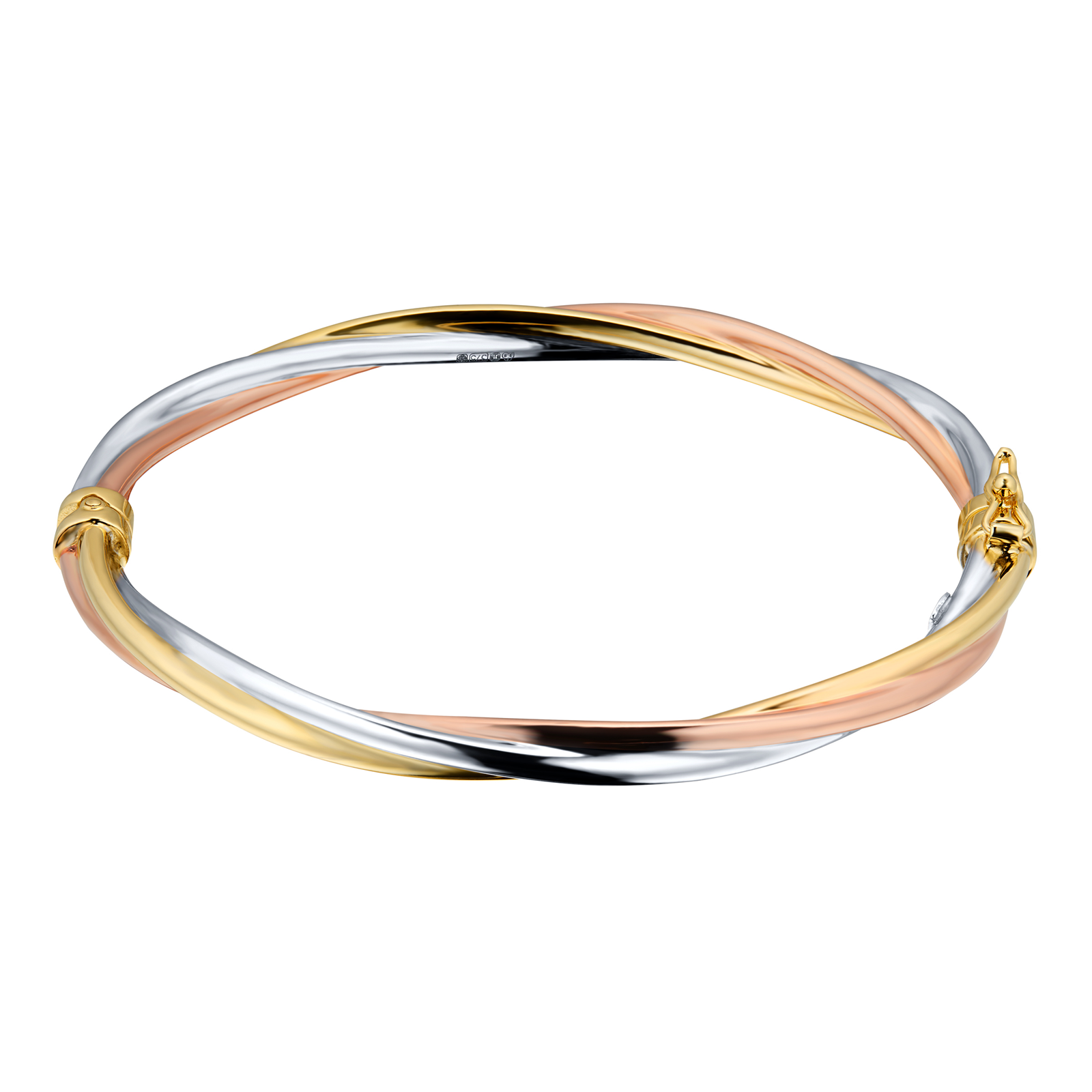diamond bangles llumins gold bangle milano bracelet maschio with ice shop online solitaire gioielli yellow