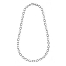 18ct White Gold 3.72ct Diamond Necklace