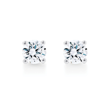Libretto 18ct White Gold 1.50ct Diamond Stud Earrings