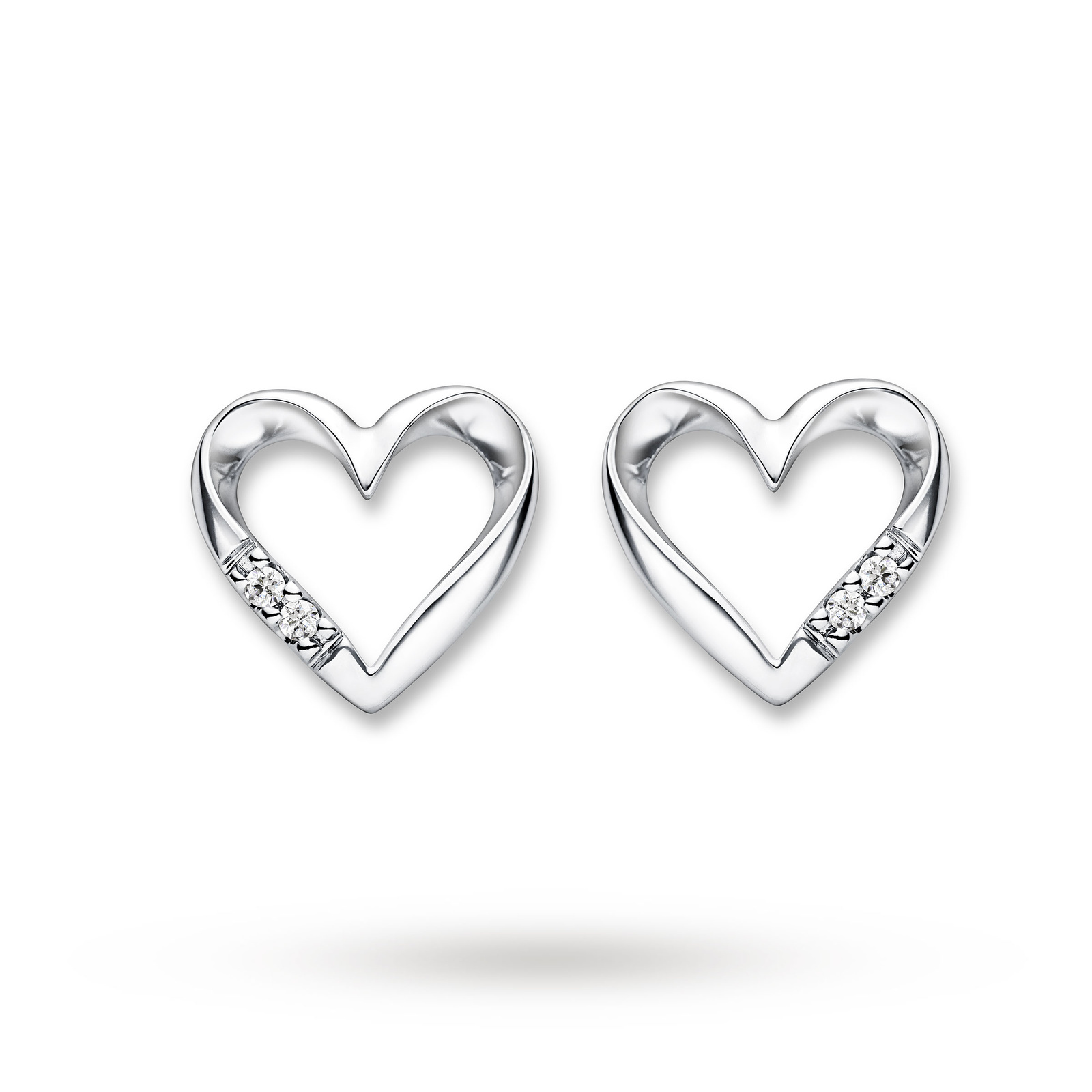 hut silver heart sterling thomas earrings the stud jewel sabo