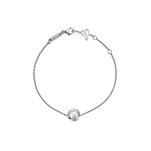 Chopard Happy Diamonds 18ct White Gold Icons Bracelet