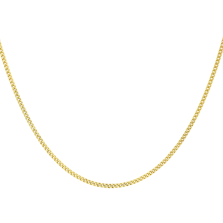 9ct Yellow Gold 45-50cm (18-20