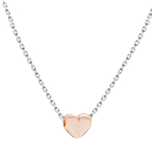 Rose Gold Plated Tiny Heart Necklace