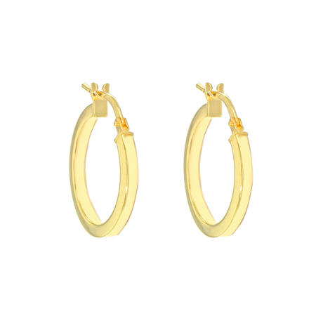 f596ebc85 Earrings, Rose, Yellow, White Gold & Silver Diamond Studs & Hoops UK ...
