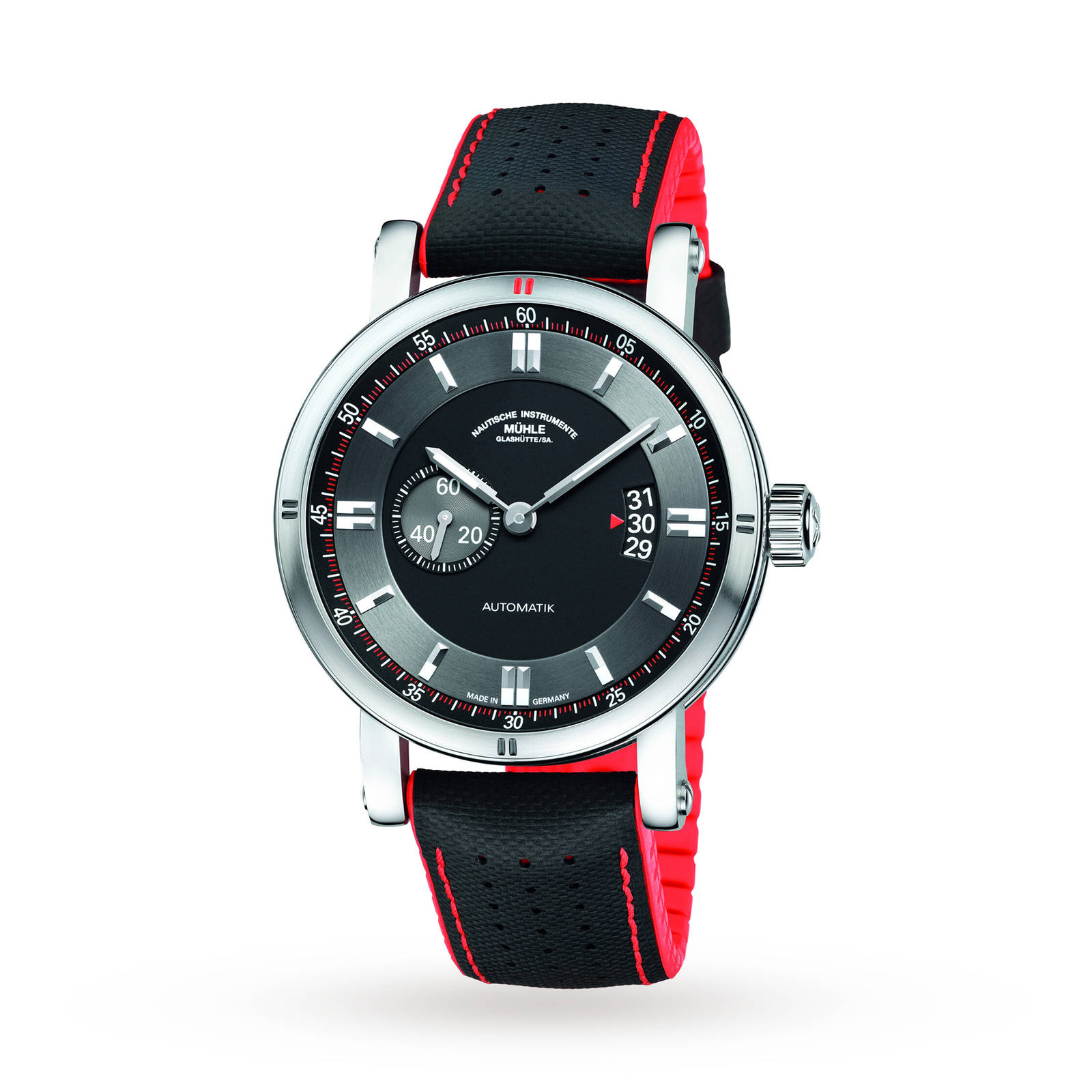 Muhle Glashutte Mens Teutonia Sport II Automatic Watch