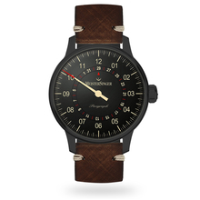 Meistersinger Perigraph Blackline Automatic Mens Watch