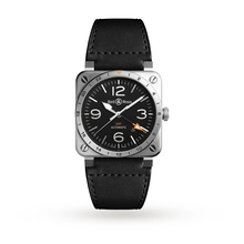 Bell & Ross BR03 GMT  Mens Watch