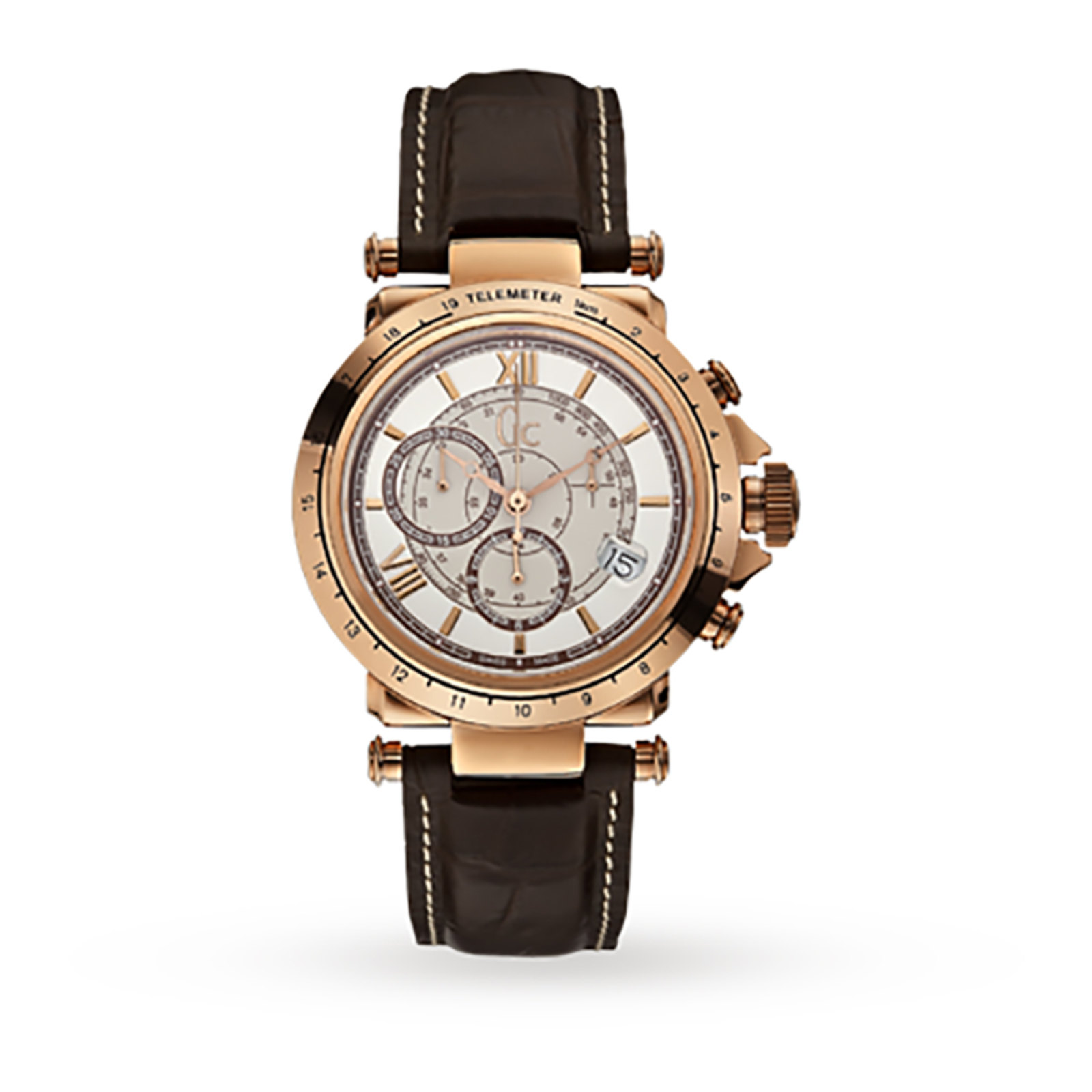 Gc Chronograph Mens Watch