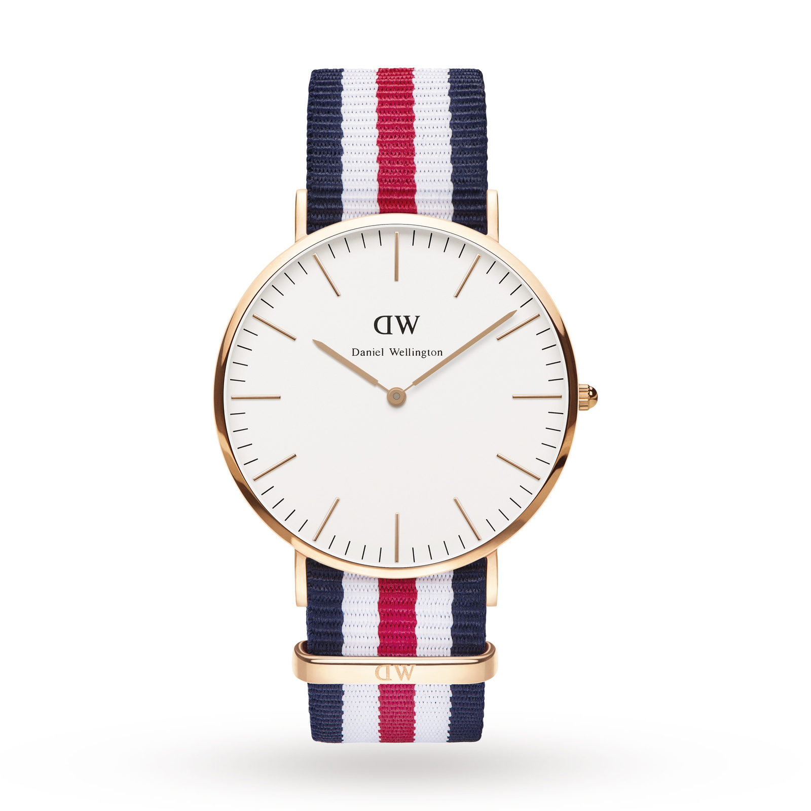 Daniel Wellington Mens Canterbury 40mm Watch