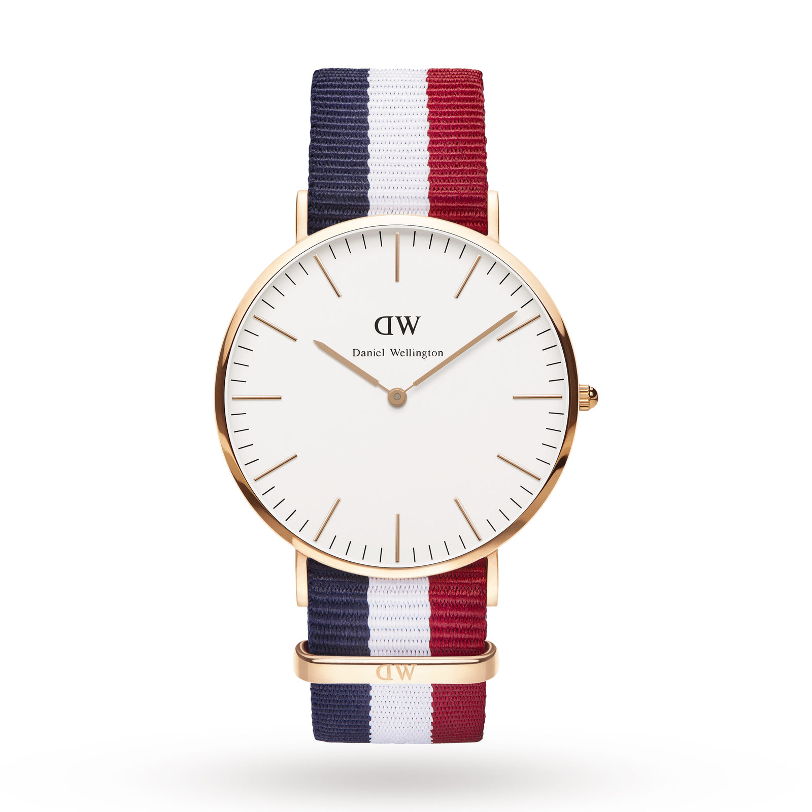 Daniel Wellington Mens Cambridge 40mm Watch