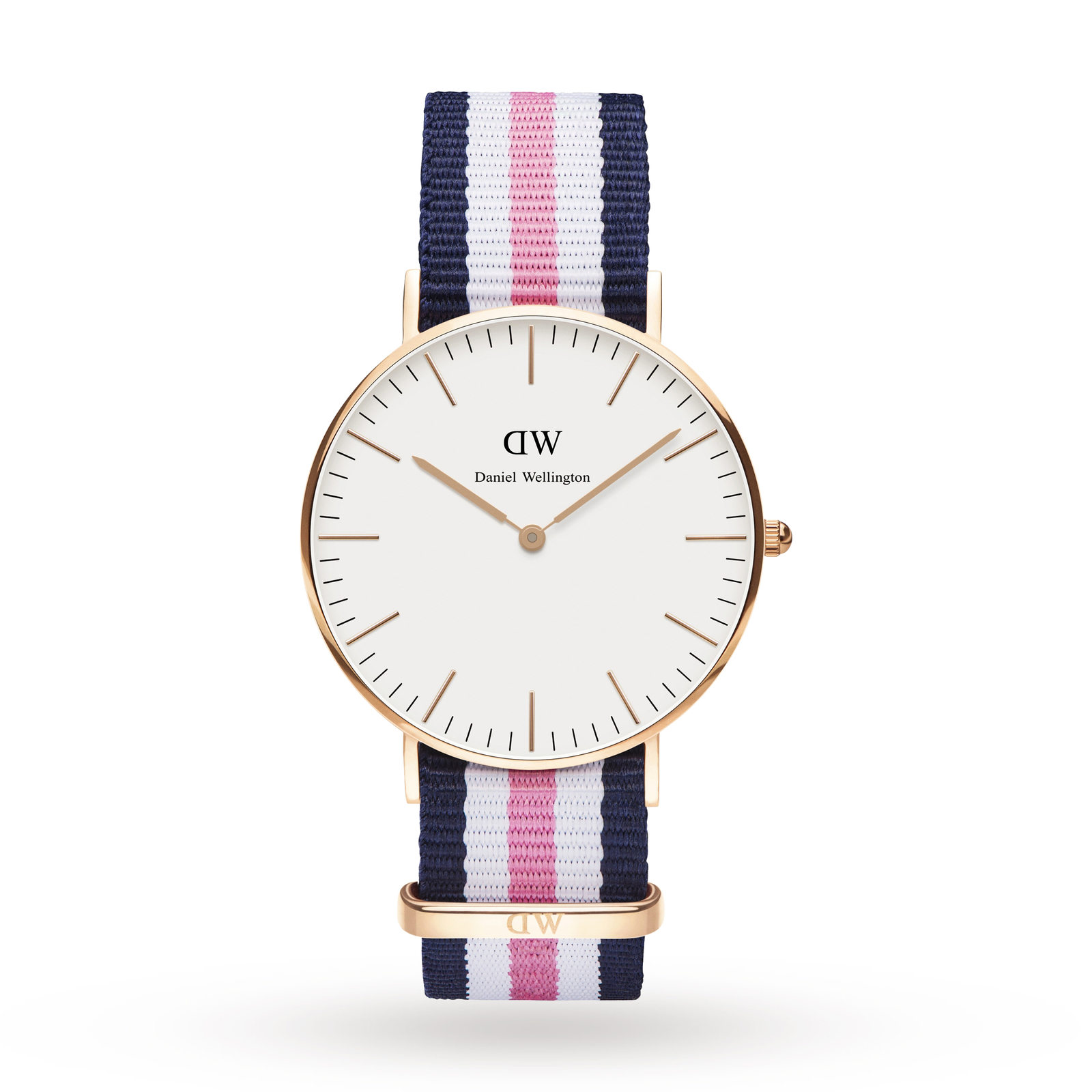 Daniel Wellington Ladies Southampton Rose 36mm Watch