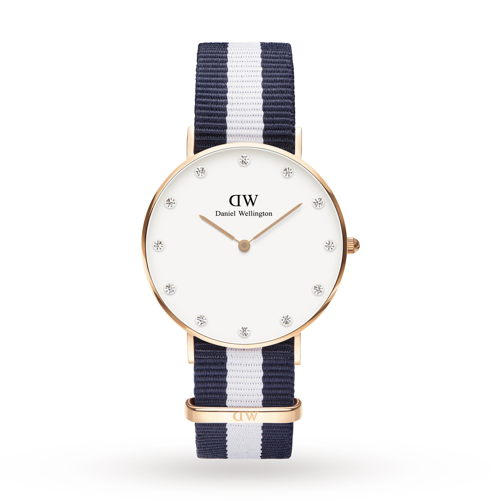 Daniel Wellington Ladies Classy Glasgow 34mm Watch
