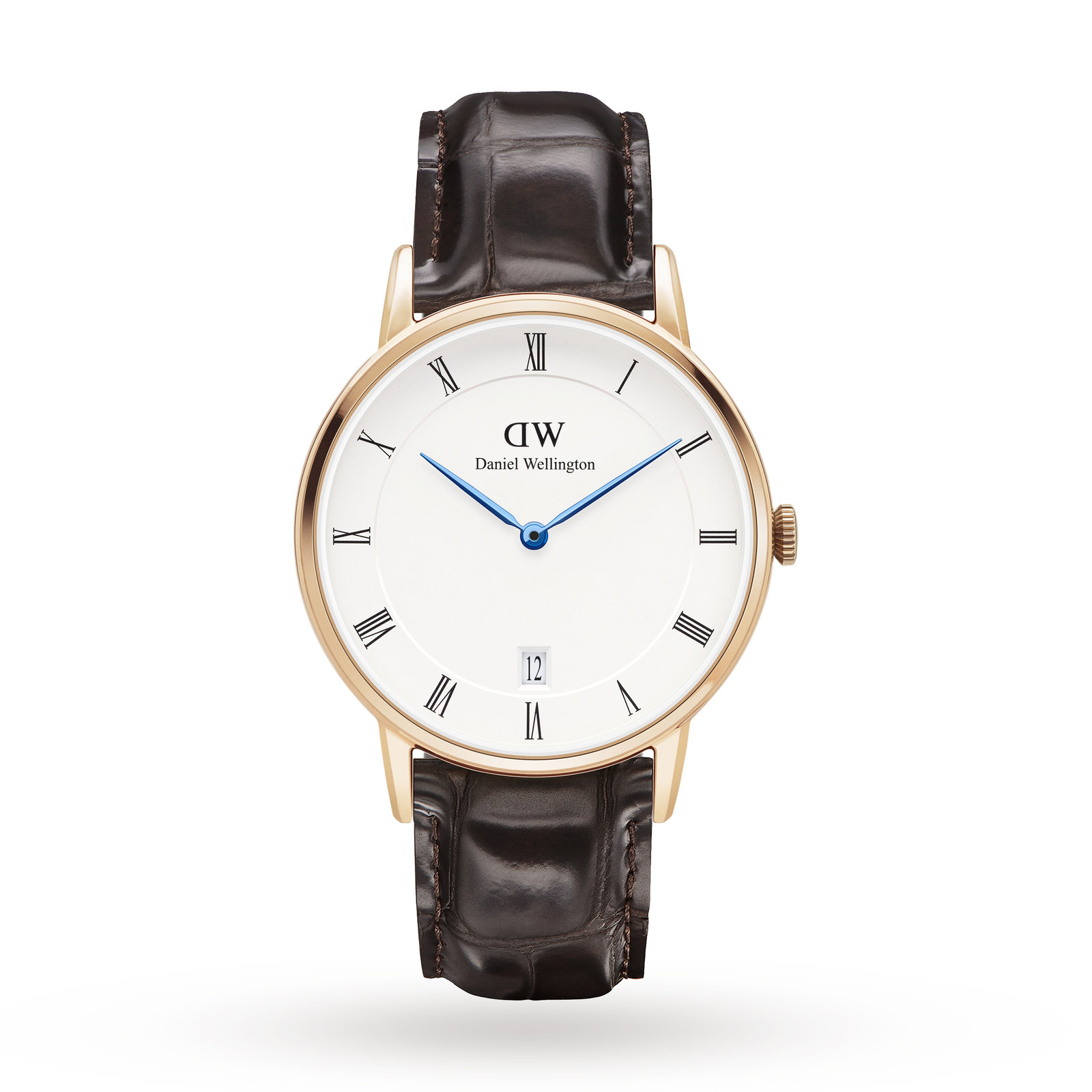 Daniel Wellington Mens Dapper 34mm York Watch