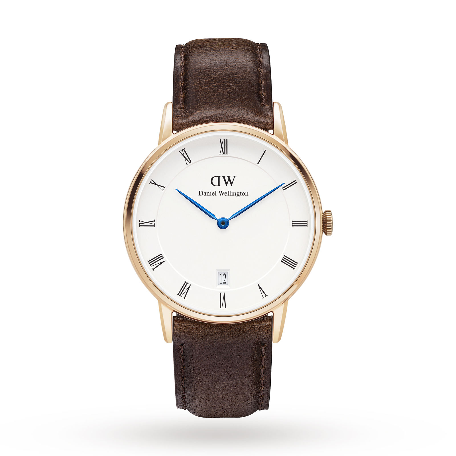 Daniel Wellington Mens Dapper 34mm Bristol Watch