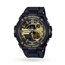 Casio G-SHOCK G-STEEL Analog-Digital Watch GST-210B-4A - Gold