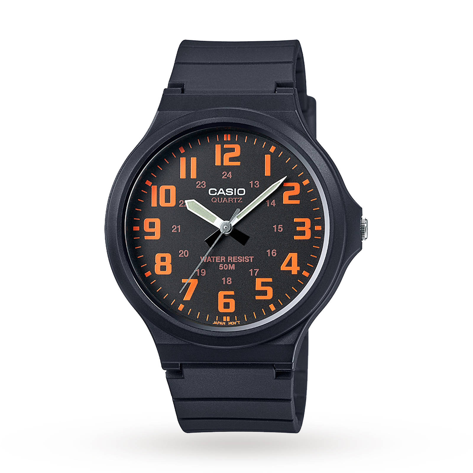 minimal featuring leather timepieces blackn watches border bigger with laud black minimalist strap dial products case unisex watch