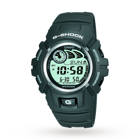 For Him - Casio Men's G-SHOCK Alarm Chronograph Watch - G-2900F-8VER