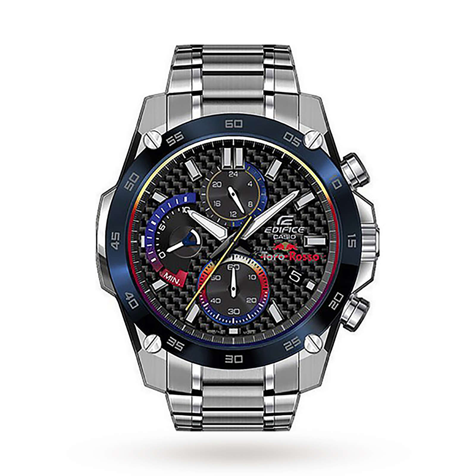 Casio Edifice Toro Rosso Special Edition Chronograph Watch