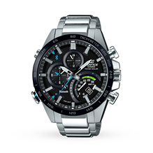 Casio Mens Edifice Smartwatch EQB-501XDB-1AMER