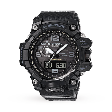 Casio G-Shock Mudmaster Mens Watch GWG-1000-1A1ER