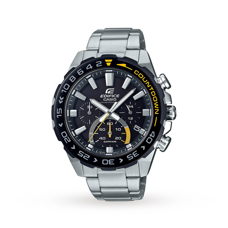 Casio Edifice Chronograph Gents Watch EFS-S550DB-1AVUEF