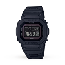 Casio G-Shock Bluetooth Radio Controlled Composite Band Black