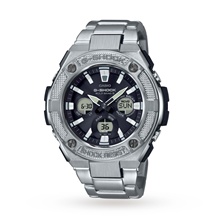 Mens Casio G-Steel Alarm Chronograph Watch GGST-W330D-1AER