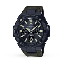 Casio G-Shock G-Steel Military Street Mens Watch GST-W130BC-1A3ER