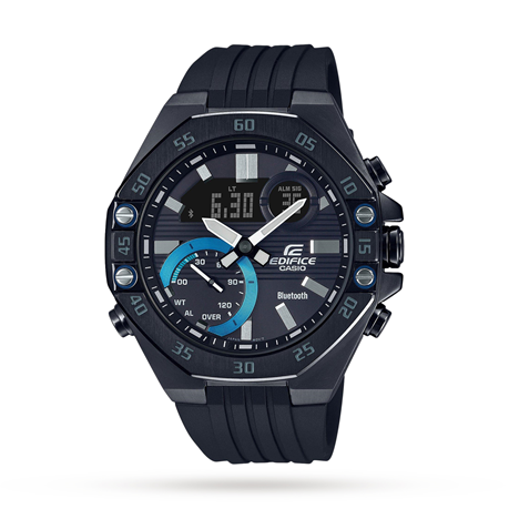 Casio Edifice Bluetooth Chronograph Mens Watch ECB-10PB-1AEF