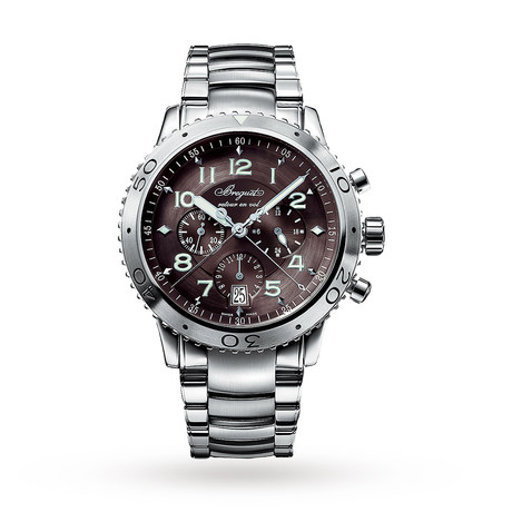 Breguet Type XXI Flyback Mens Watch