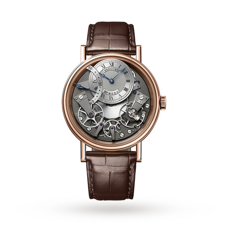 Breguet Tradition Retrograde Seconds Automatic 40mm Mens Watch