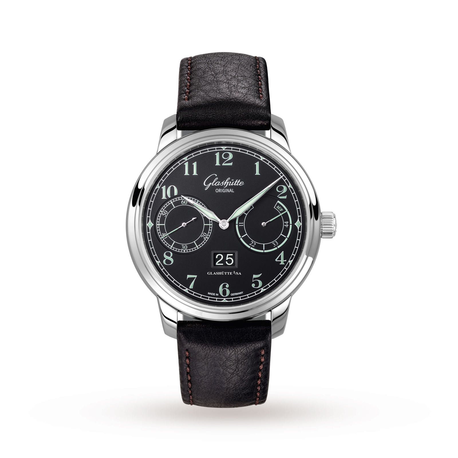 Glashutte Original Senator Observer Mens Watch