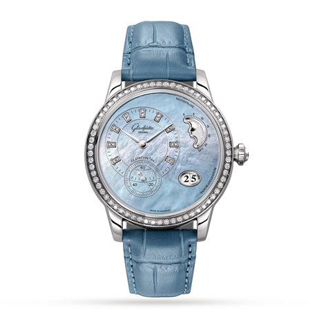 Glashutte Original PanoMatic Luna Ladies Watch