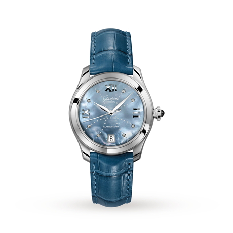 Glashutte Original Ladies 1-39-22-11-02-44