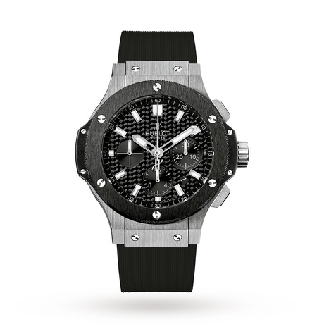 Hublot Big Bang Steel Ceramic 301.SM.1770.RX 44mm