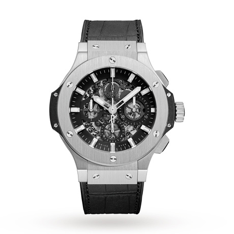 Hublot Big Bang Aero Bang Steel 311.SX.1170.GR 44mm
