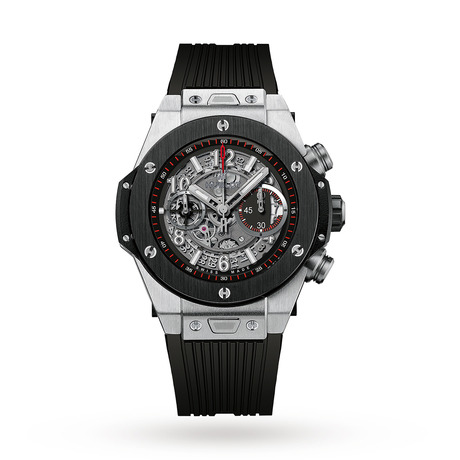 Hublot Big Bang UNICO Titanium 411.NM.1170.RX 45mm
